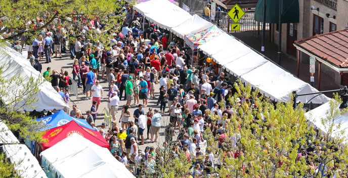 World Beer Festival Raleigh - All About Beer