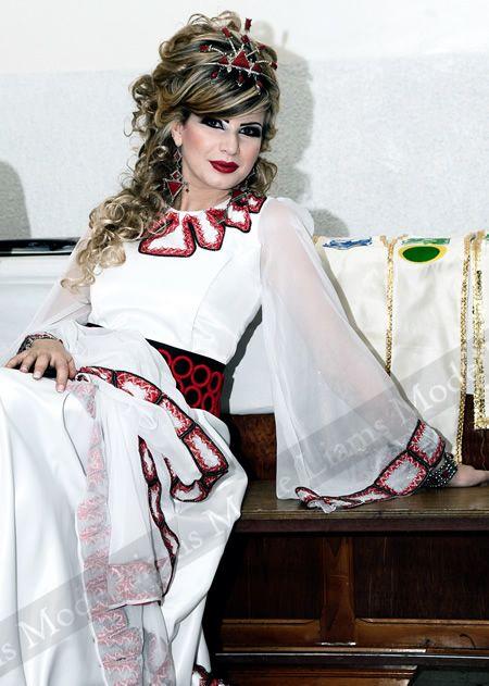 Robe kabyle de la r gion de larbaa nath irathen par liams mode id es pour la maison pinterest - Couture pour la maison ...