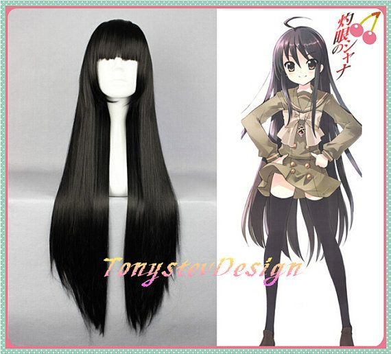 Hey, I found this really awesome Etsy listing at https://www.etsy.com/listing/192970256/long-black-wig-long-straight-wig-party
