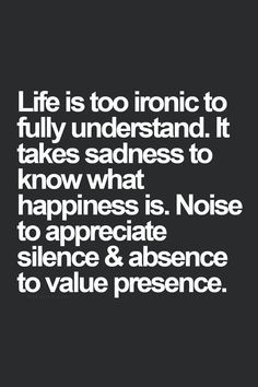 life is ironic quotes - Google Search
