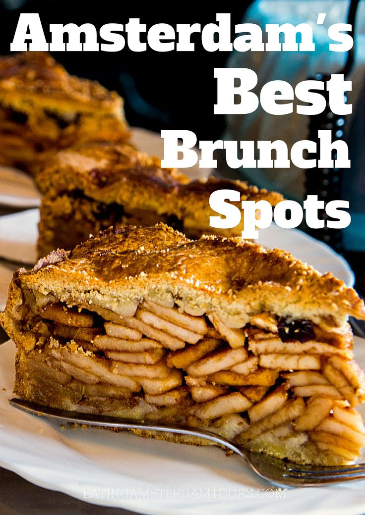 Guide to Amsterdam's Best Brunch Spots