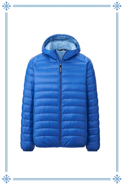 Uniqlo puffers are renowned for their magical heat-retaining abilities and even more magical prices. Pro tip: This ultra-thin parka doubles as a layering piece for those who can't part with their wool coats.