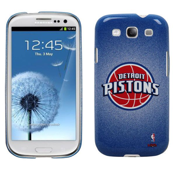 Detroit Pistons Samsung Galaxy S3 Case - Royal Blue - $14.99