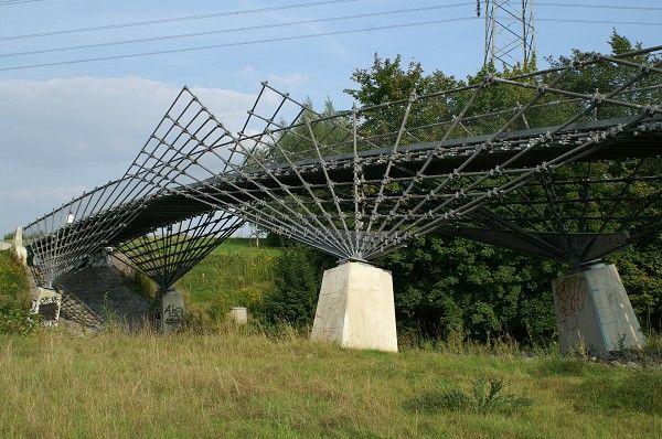 Mechtenberg Bridge, Gelsenkirchen.