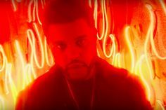 The Weeknd's video for 'Party Monster' is a frantic psychedelic trip