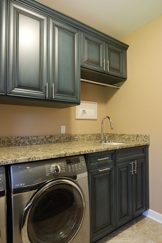 Laundry Room idea (not this color)