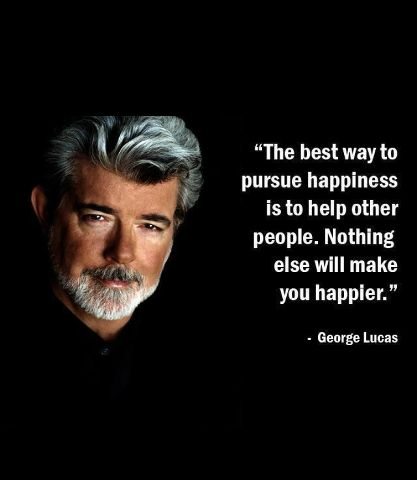 George Lucas - Star Wars, Sky Walker Ranch, Red Tails! Philanthropist