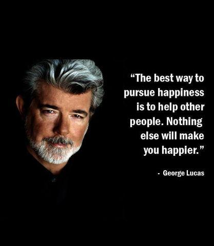 George Lucas - Star Wars, Sky Walker Ranch, Red Tails! Philanthropist