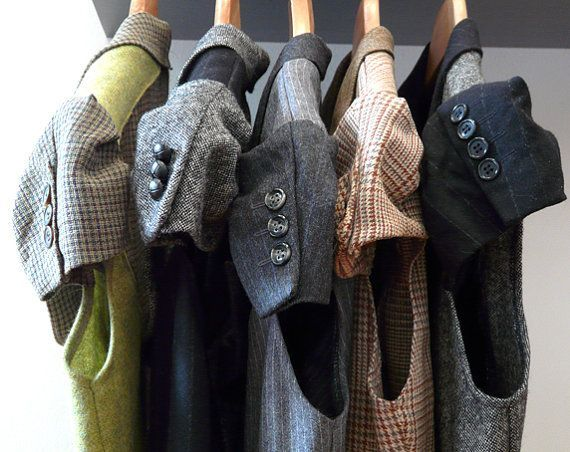 Good Ideas For You | Never Throw Away Old Suits!