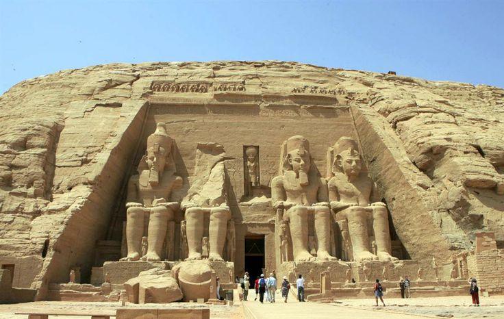 Reis om de wereld: Egypte & Architectuur   Mieke Rozing