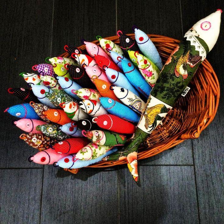 #Sardinhas feitas á mão pela D. Edite Únicas e Exclusivas - Unique &…