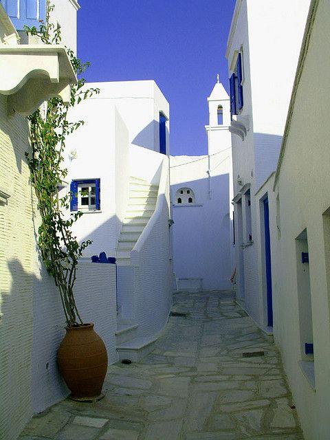 Pirgos Tinos Greece