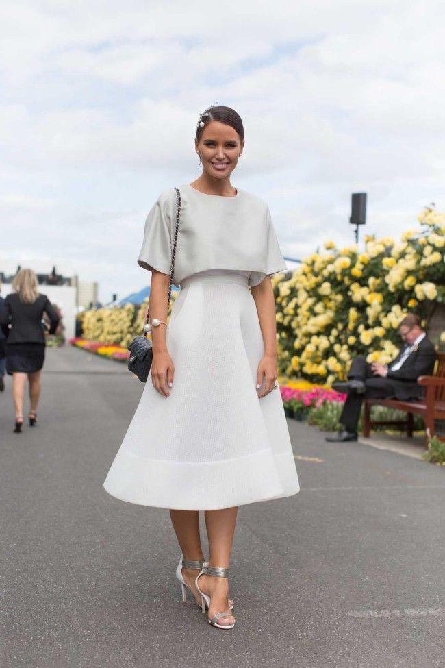 Derby Day 2014: what they wore gallery - Vogue Australia - Jodi Anasta