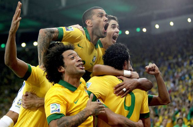 Seleção Brasileira took joy to Brazilians and supporters worldwide in 2013 - Good luck doing the same at home during Worldcup 2014 in Brazil