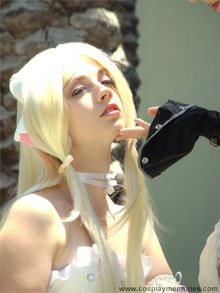 Mary dressed as Elda, from Chobits. #cosplayCharacter Cosplay, Characterization Cosplay, Cosplay Photos, Chii Cosplay