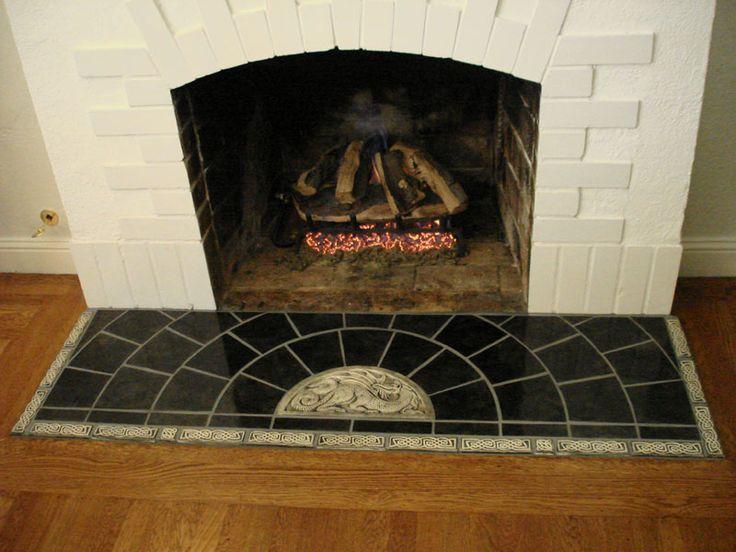 Fireplace Decorative Tiles 14 Best Images About Ceramic Tiles On Pinterest  Ceramics Hearth