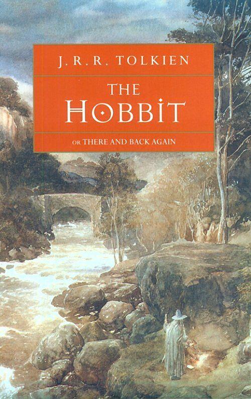 [-]The Hobbit by J.R.R. Tolkein