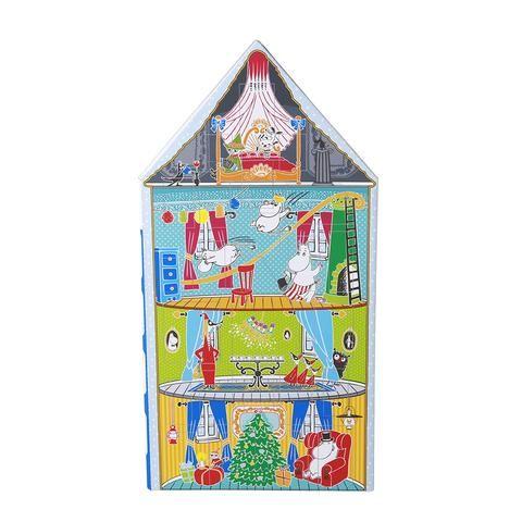 Moomin Christmas Calendar 2017 by Martinex