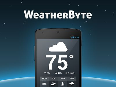 WeatherByte for Android. Simple UI weather app.  https://play.google.com/store/apps/details?id=com.tbapps.wbyte
