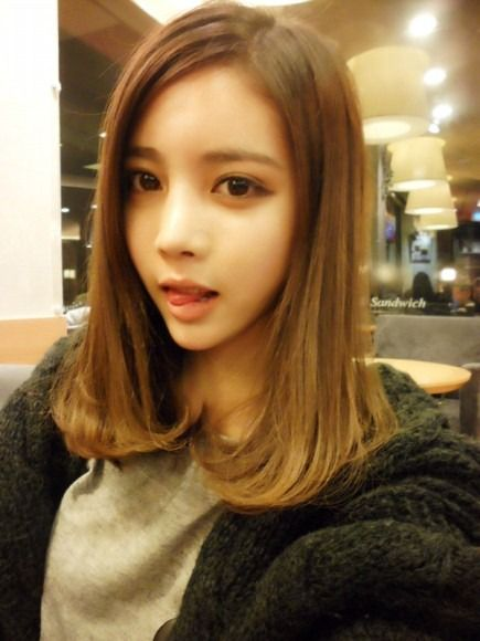 #ulzzang hair