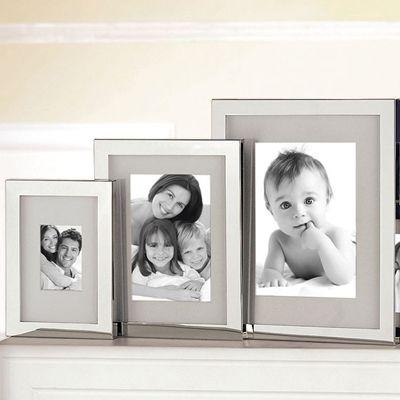oltre 25 fantastiche idee su bilderrahmen silber su pinterest cornici d 39 argento case di. Black Bedroom Furniture Sets. Home Design Ideas