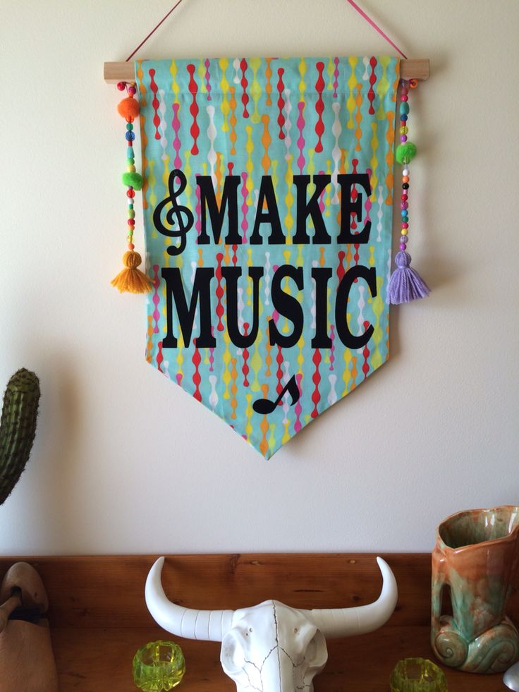 Milly & Mack Wall Banner