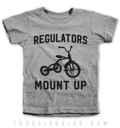 Regulators Kids Tees