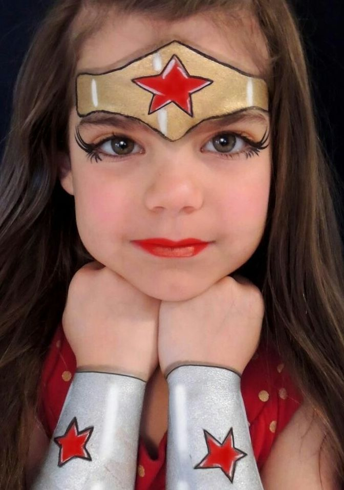 woman more face painting ideas for kids caritas pintadas costumes ...