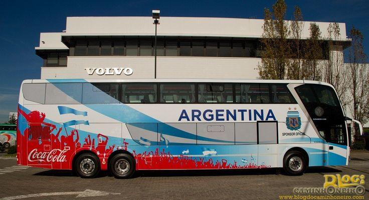 Ônibus - Time Futebol