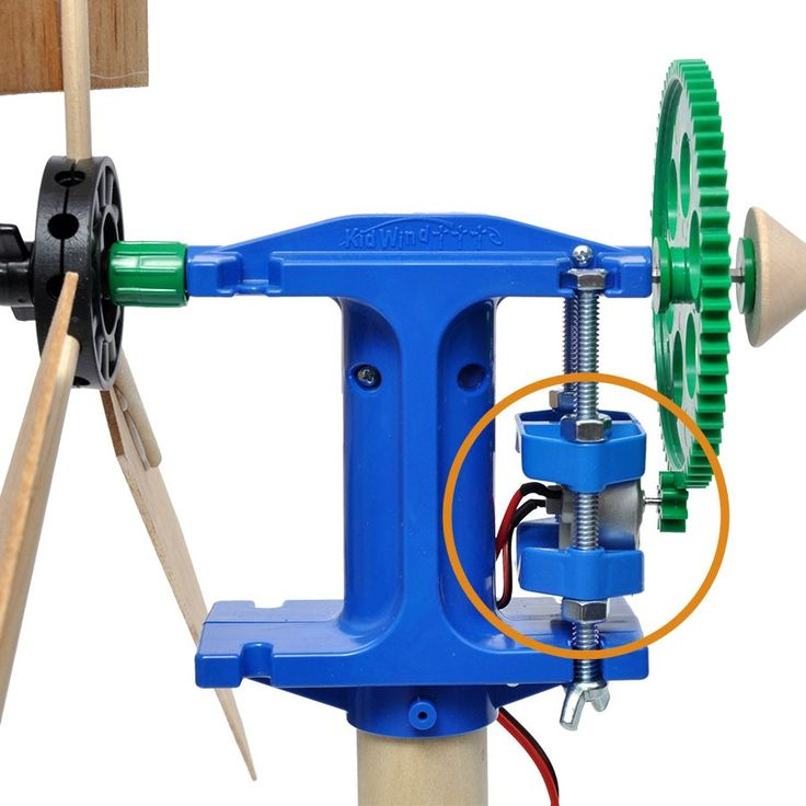 Wind generator motor information and guide. What you need to know about wind generator motors for DIY and kitset wind turbines.