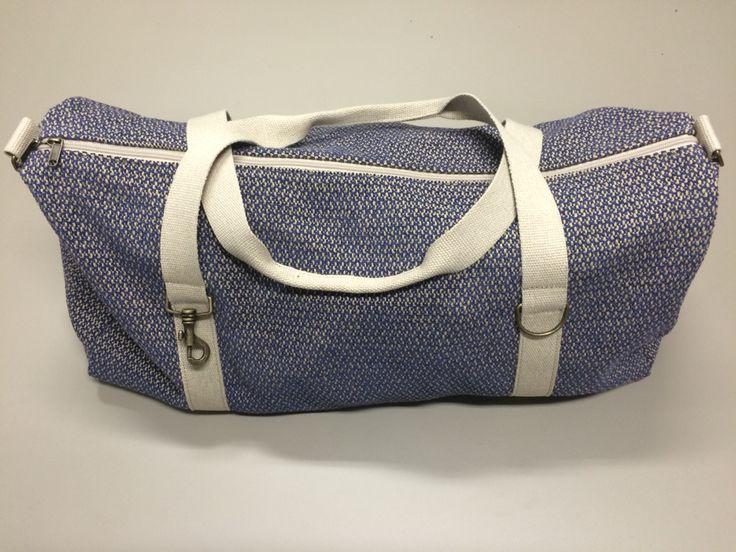 6 - medium boat bag - L50cm X H45cm - natural cotton