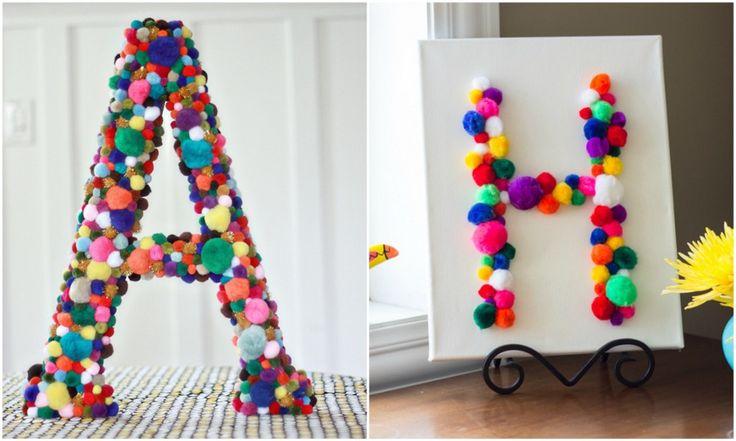 Помпоны в интерьере: мастер-класс и идеи декора | http://idesign.today/dekor/pompony-v-interere-master-klass-i-idei-dekora
