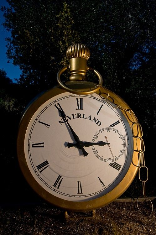 Four Photographers Snuck into and Explored Michael Jackson's Neverland Ranch   VICE United States