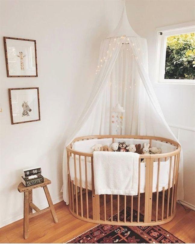 New Baby Room Decoration Ideas #babyroomdecor | Baby | Baby ...