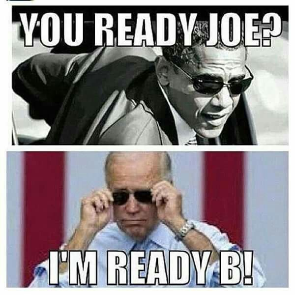 Barack and Biden