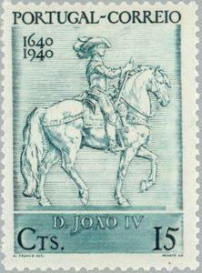 King Joao IV (1604-1656)