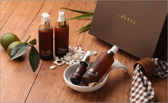 Lacell cosmetics