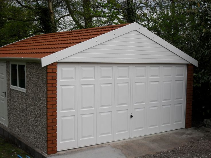 17 best ideas about concrete sheds on pinterest concrete for Bay area garage doors