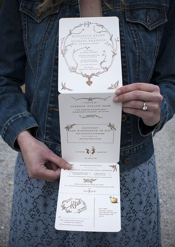 120 best images about Heiraten! () Papeterie on Pinterest - wedding postcard