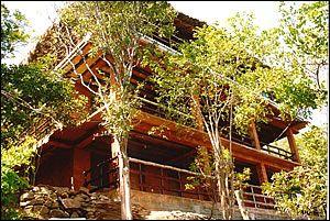 Cabañas Miramar, Mazunte, Oaxaca, México.