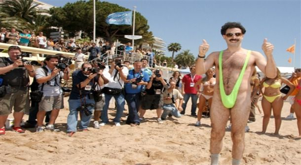 'Australian Borat' to Grace Olympic Opening Ceremony
