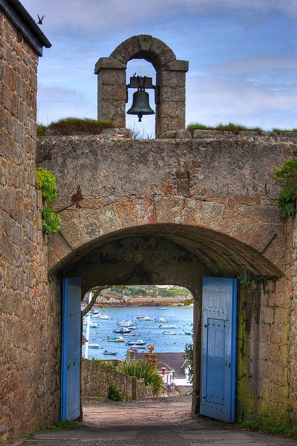 The Garrison, St Mary's, Isles of Scilly, Cornwall, England