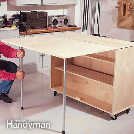 Folding Workbench. Sewing Machine TablesSewing ...