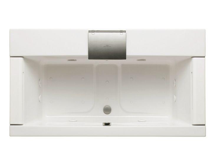 Whirlpool Badewanne für Chromotherapie NEOREST | Rechteckige Badewanne - TOTO