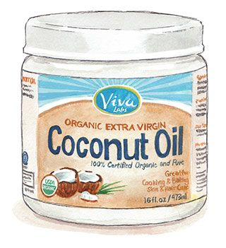 viva labs coconut oil