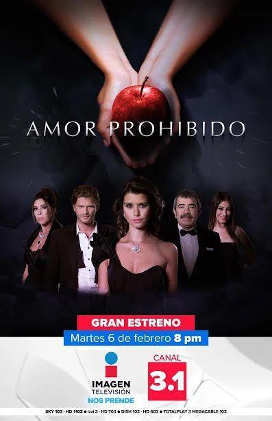 Imagen Televisión estrena nueva serie: Amor Prohibido - https://webadictos.com/2018/02/01/serie-amor-prohibido-imagen-television/