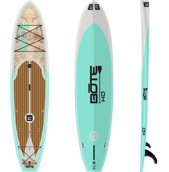 My ideal paddle board : teal or wood color, lightweight 9-12 ft, prefer attached bungee straps but want a cheapie so I don't have to worry about dingging it.  Prefer used over inflatable.