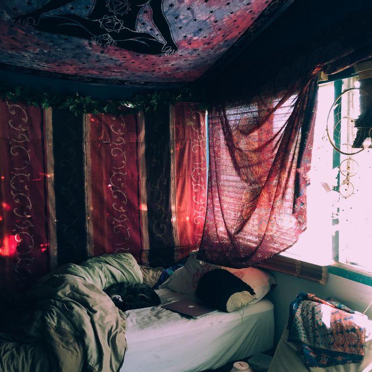 Grunge Bedroom Hippy Bedroom Futuristic Bedroom Bedroom