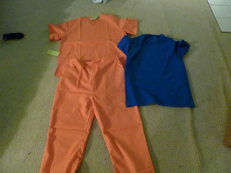 Goku/Gohan Costume - Imgur