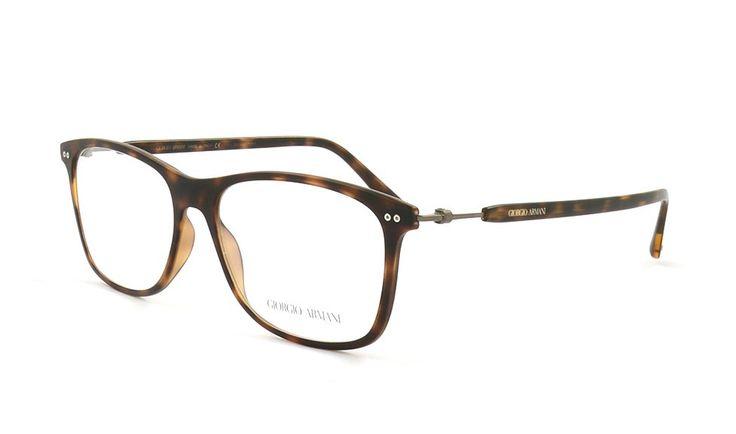 Giorgio Armani AR7059 5089 55 Braun Matt